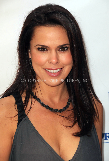 WWW.ACEPIXS.COM . . . . .  ....April 15 2012, LA....Rosa Blasi arriving at the 3rd Annual Milk And Bookies Story Time Celebration at the Skirball Cultural Center on April 15, 2012 in Los Angeles, California.....Please byline: PETER WEST - ACE PICTURES.... *** ***..Ace Pictures, Inc:  ..Philip Vaughan (212) 243-8787 or (646) 769 0430..e-mail: info@acepixs.com..web: http://www.acepixs.com