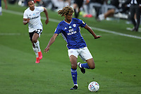 10th July 2020; Craven Cottage, London, England; English Championship Football, Fulham versus Cardiff City; Dion Sanderson of Cardiff City