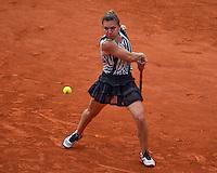 Paris, France, 25 June, 2016, Tennis, Roland Garros,  Simona Halep (ROU)<br /> Photo: Henk Koster/tennisimages.com