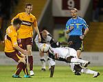 261010 Motherwell v Dundee Utd