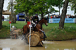 6th May 2017, Mark Todd riding Leonidas II during the Cross Country phase of the 2017 Mitsubishi Motors Badminton Horse Trials, Badminton House, Bristol, United Kingdom. Jonathan Clarke/JPC Images