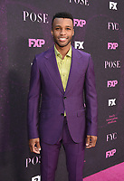 "WEST HOLLYWOOD - AUGUST 9: Dyllón Burnside attends the red carpet event and Q&A for FX's ""Pose"" at Pacific Design Center on August 09, 2019 in West Hollywood, California. (Photo by Frank Micelotta/20th Century Fox Television/PictureGroup)"