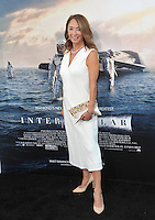 Producer Lynda Obst at the Los Angeles premiere of her movie Interstellar at the TCL Chinese Theatre, Hollywood.<br /> October 26, 2014  Los Angeles, CA<br /> Picture: Paul Smith / Featureflash