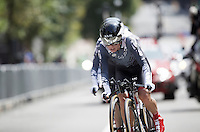 Team Velocio-SRAM on their way to the win<br /> <br /> Elite Men&rsquo;s Team Time Trial<br /> UCI Road World Championships Richmond 2015 / USA