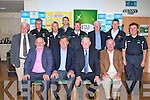 KDL AWARDS: Member's of the Kerry District League committee with Packie Bonner and Frank Hayes of the Kerry Group at their awards night at Mounthawk Park on Monday seated l-r: Murty Murphy (KDL PRO), Packie Bonner (technical director of the FAI), Frank Hayes (director of corporate affairs Kerry Group) and Michael Hennerbry (KDL president). Back l-r: John Regan (Hon secretary), Brendan Cunningham (KDL committee), Sean Moran (KDL committee), Adrian O'Donnell (KDL committee), Sean O'Keeffe (KDL chairman), Don O'Donoghue (KDL committee), Junior Locke (KDL committee) and Denis Guerin (KDL committee).