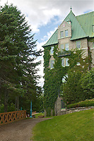 RD- Celestial Walking Path at Fairmont Le Manoir Richelieu, Charlevoix Quebec CA 7 14