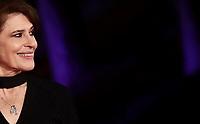 L'attrice francese Fanny Ardant posa durante il red carpet per la presentazione del film 'La Belle Epoque' alla 14^ Festa del Cinema di Roma all'Aufditorium Parco della Musica di Roma, 20 ottobre 2019.<br /> French actress Fanny Ardant poses on the red carpet to present the movie 'La Belle Eoque' during the 14^ Rome Film Fest at Rome's Auditorium, on 20 October 2019.<br /> UPDATE IMAGES PRESS/Isabella Bonotto