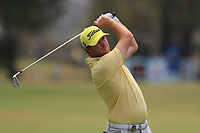 Jordan Mullaney (AUS) on the 11th fairway during Round 2 of the Australian PGA Championship at  RACV Royal Pines Resort, Gold Coast, Queensland, Australia. 20/12/2019.<br /> Picture Thos Caffrey / Golffile.ie<br /> <br /> All photo usage must carry mandatory copyright credit (© Golffile | Thos Caffrey)