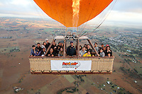 20160718 July 18 Hot Air Balloon Gold Coast