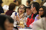 Guests enjoy the annual Western Nevada College Foundation Scholarship Appreciation &amp; Recognition Celebration in Carson City, Nev., on Friday, March 9, 2018. <br /> Photo by Cathleen Allison/Nevada Momentum
