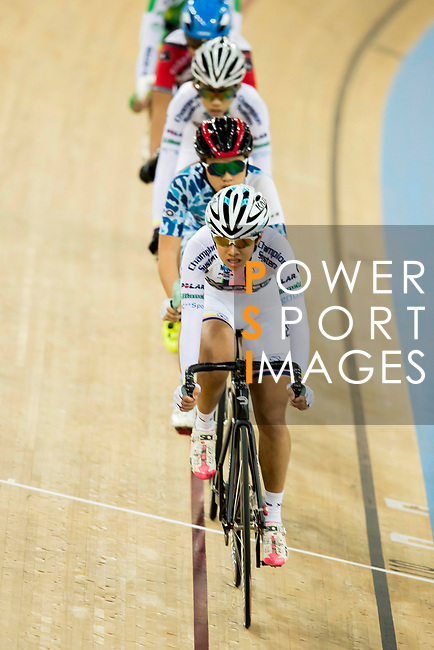 Ng Sze Wing of X SPEED competes in the Omnium category during the Hong Kong Track Cycling Race 2017 Series 6 at Hong Kong Velodrome on 12 March 2017, in Hong Kong, China. Photo by Marcio Rodrigo Machado / Power Sport Images