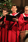 "Rockefeller Chapel held ""A Service of Nine Lessons and Carols for Christmas Eve"" Tuesday evening."