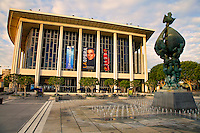 Dorothy Chandler Pavilion in downtown Los Angeles, California