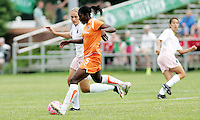 Anita Asante..Saint Louis Athletica defeated Sky Blue FC 1-0 at Anheuser-Busch Soccer Park, Fenton, Missouri.