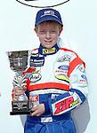 Yamaha, Clay Pigeon, Oliver Turvey, Karting.