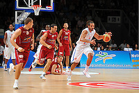 PICTURE BY Dave Winter/SWPIX.COM - Olympics 2012 - Medal hopes for France......Copyright - Simon Wilkinson - 07811267706.....Joakim NOAH - Basketball.