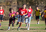 After School Athletics Flag Football, Santa Rita A at Gardner Bullis A, October 19, 2015