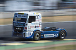 German driver Jochen  Hahn belonging German team Jochen Hahn during the third race R3 of the XXX Spain GP Camion of the FIA European Truck Racing Championship 2016 in Madrid. October 02, 2016. (ALTERPHOTOS/Rodrigo Jimenez) German driver Jochen  Hahn belonging German team Jochen Hahn