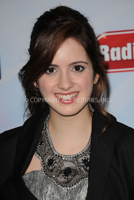 WWW.ACEPIXS.COM . . . . . .March 13, 2012...New York City....Laura Marano attends the 2012-13 Disney Channel Worldwide Kids Upfront at the Hard Rock Cafe in Times Square on March 13, 2012  in New York City ....Please byline: KRISTIN CALLAHAN - ACEPIXS.COM.. . . . . . ..Ace Pictures, Inc: ..tel: (212) 243 8787 or (646) 769 0430..e-mail: info@acepixs.com..web: http://www.acepixs.com .
