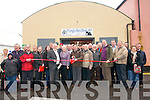 John Evoy of the Irish Men's Shed Association officially opened the Killorglin Men's shed project on Thursday last.