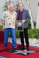 LOS ANGELES - AUG 10: Neil Diamond, Randy Newman at a ceremony honoring Neil Diamond with the 2,475th Star on the Hollywood Walk of Fame on August 10, 2012 in Los Angeles, California