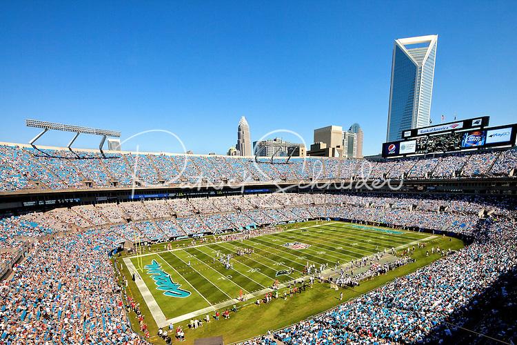 Carolina Panthers / Bank of America Stadium