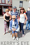 Pictured at the Con Curtin Music Festival 2015 in Brosna on Sunday was L-R: Eileen, Michael, Rosemary and Julie Healy Rae.