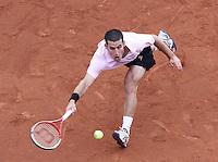 25.04.2012 Barcelona, Spain. ATP 500, Barcelona Open Banc Sabadell. Picture show Flavio Cipolla
