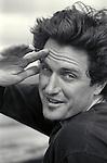 Sean Penn look alike.  Model released.