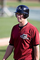 July 4, 2009: Yakima Bears third baseman Matthew Davidson, the Arizona Diamondbacks first pick in the Compensation-A round, during batting practice prior to a Northwest League game against the Everett AquaSox at Everett Memorial Stadium in Everett, Washington.