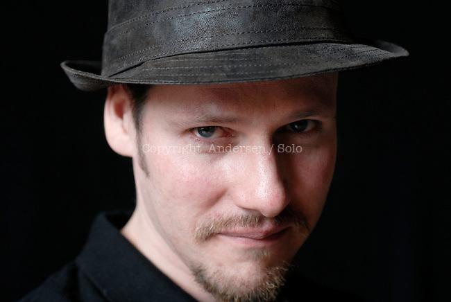 Jeremy Behm, French writer.