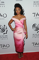 NEW YORK, NY - JANUARY 3: Betty Gabriel at the New York Film Critics Circle Awards at TAO Downtown in New York City on January 3, 2018. <br /> CAP/MPI/JP<br /> &copy;JP/MPI/Capital Pictures