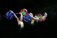 Commonwealth Games - 08 Apr 2018
