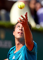 Phillip KOHLSCHREIBER (GER) against Andy MURRAY (GBR) in the second round. Phillip Kohlschreiber beat Andy Murray 6-2 6-1..International Tennis - 2010 ATP World Tour - Masters 1000 - Monte-Carlo Rolex Masters - Monte-Carlo Country Club - Alpes-Maritimes - France..© AMN Images, Barry House, 20-22 Worple Road, London, SW19 4DH.Tel -  + 44 20 8947 0100.Fax - + 44 20 8947 0117