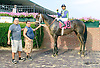 What's On His Toes winning at Delaware Park on 8/31/15