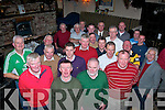 Staff from Kerry County Council water department, Rathass, Tralee who dined in Kirby's Brogue, Tralee last Friday night for their annual Christmas party.