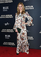 """04 February 2019 - Hollywood, California - Caitlyn Fitzgerald. """"The Man Who Killed Hitler and Then the Bigfoot"""" Los Angeles Premiere held at Arclight Hollywood. Photo Credit: Birdie Thompson/AdMedia"""