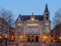 Cercle Municipal - Cercle-Cit&eacute; an der Place d'Armes, Luxemburg-City, Luxemburg, Europa, UNESCO-Weltkulturerbe<br /> Cercle Municipal - Cercle-Cit&eacute; at Place d'Armes,, Luxembourg, Luxembourg City, Europe, UNESCO world heritage