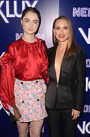 HOLLYWOOD, CA - DECEMBER 5: Raffey Cassidy, Natalie Portman at the LA Premiere Of Neon's Vox Lux at ArcLight Hollywood in Hollywood California on December 4, 2018. Credit: David Edwards/MediaPunch