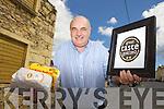 Ger Larkin from Larkin's Bakery, Milltown who won three Great Taste 2012 awards this week.