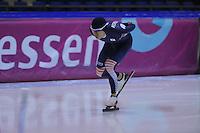 SCHAATSEN: HEERENVEEN: 01-02-2014, IJsstadion Thialf, Olympische testwedstrijd, Seung-Hoon Lee, ©foto Martin de Jong