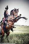 Show of the repost Allies of the bicentenary of the Battle of Waterloo. <br /> Waterloo, 20 june 2015, Belgium<br /> Pics: Duc of Wellington