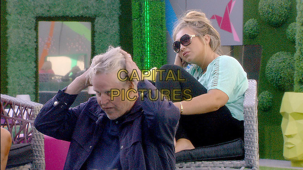 Gary Busey, Lauren Goodger	<br /> in Celebrity Big Brother - Summer 2014 (Day 14)<br /> *Editorial Use Only*<br /> CAP/NFS<br /> Image supplied by Capital Pictures