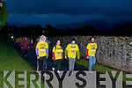 The dawn beaks as the walkers emerge from Killarney National Park during the Darkness into Light 5km in aid of Pieta House in Killarney on Saturday morning