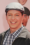HOLLYWOOD, CA - APRIL 07: Sean Hayes attends the Los Angeles premiere of 'The Three Stooges' at Grauman's Chinese Theater on April 7, 2012 in Hollywood, California.