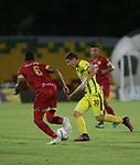 Atlético Bucaramanga igualó 2-2 ante Rionegro. Fecha 19 Liga Águila I-2018.