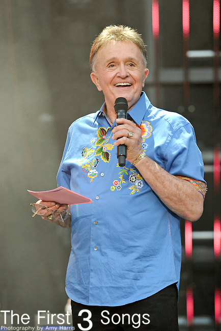 Bill Anderson hosts the 2011 CMA Music Festival at LP Field on June 9, 2011 in Nashville, Tennessee.