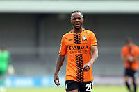 Mauro Vilhete of Barnet  during Barnet vs Wycombe Wanderers, Friendly Match Football at the Hive Stadium on 13th July 2019