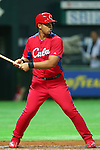 Jose Abreu (CUB), .MARCH 1, 2013 - WBC : .2013 World Baseball Classic .Exhibithion Game .between Fukuoka Softbank Hawks 8-10 Cube .at Yafuoku Dome, Fukuoka, Japan. .(Photo by YUTAKA/AFLO SPORT) [1040]