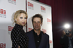 Nina Arianda & Sam Rockwell star in Broadway's Fool For Love on opening night - October 8, 2015 at the Samuel J. Friedman Theatre, 47th Street, New York City, New York with after party. (Photo by Sue Coflin/Max Photos)